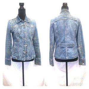 Calvin Klein Jean Jacket Size M